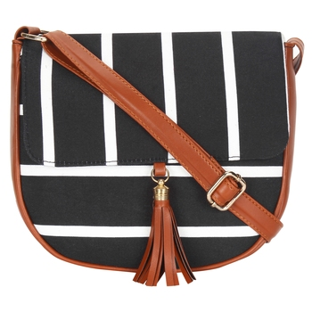 Lychee Bags canvas Sling Bag For Girls