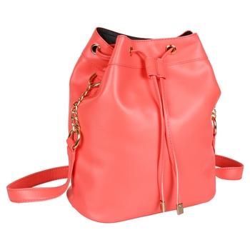 LYCHEE BAGS PU PINK SLING BAG