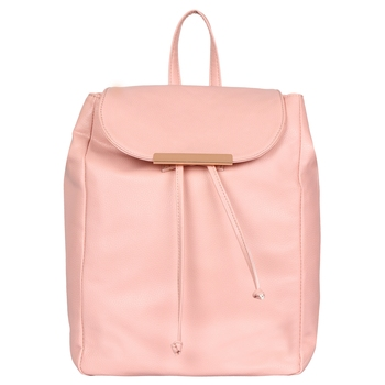 Lychee Bags PU Peach Betsy Backpack for Girls
