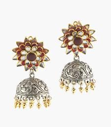 12bcd145a85f86 Earrings - Buy Indian Earrings for Women & Girls Online