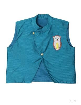 Owl Motif Jacket