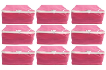 Pink not specified pouches
