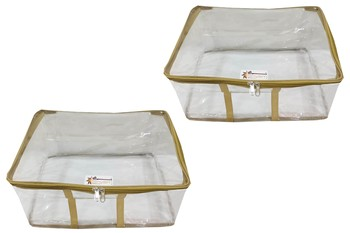 Gold not specified pouches