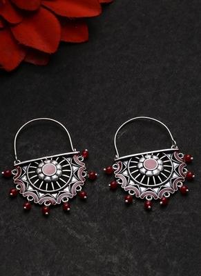 Rangabati Filigree Pattern Earrings