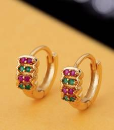 5954eb9f9 Hoops Online Shopping   Buy Designer Hoop Earrings Online