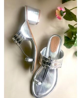 Silver Kolapuri