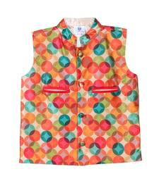 Multicolour Digital Print Jacket