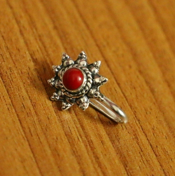 Red Nose Ring