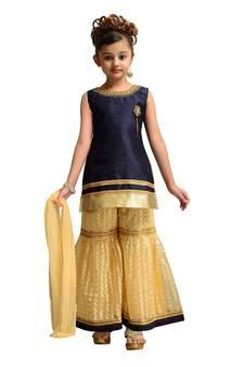 d5bc15f40468b Kids Salwar Kameez | Buy Designer Children Salwar Suits Online
