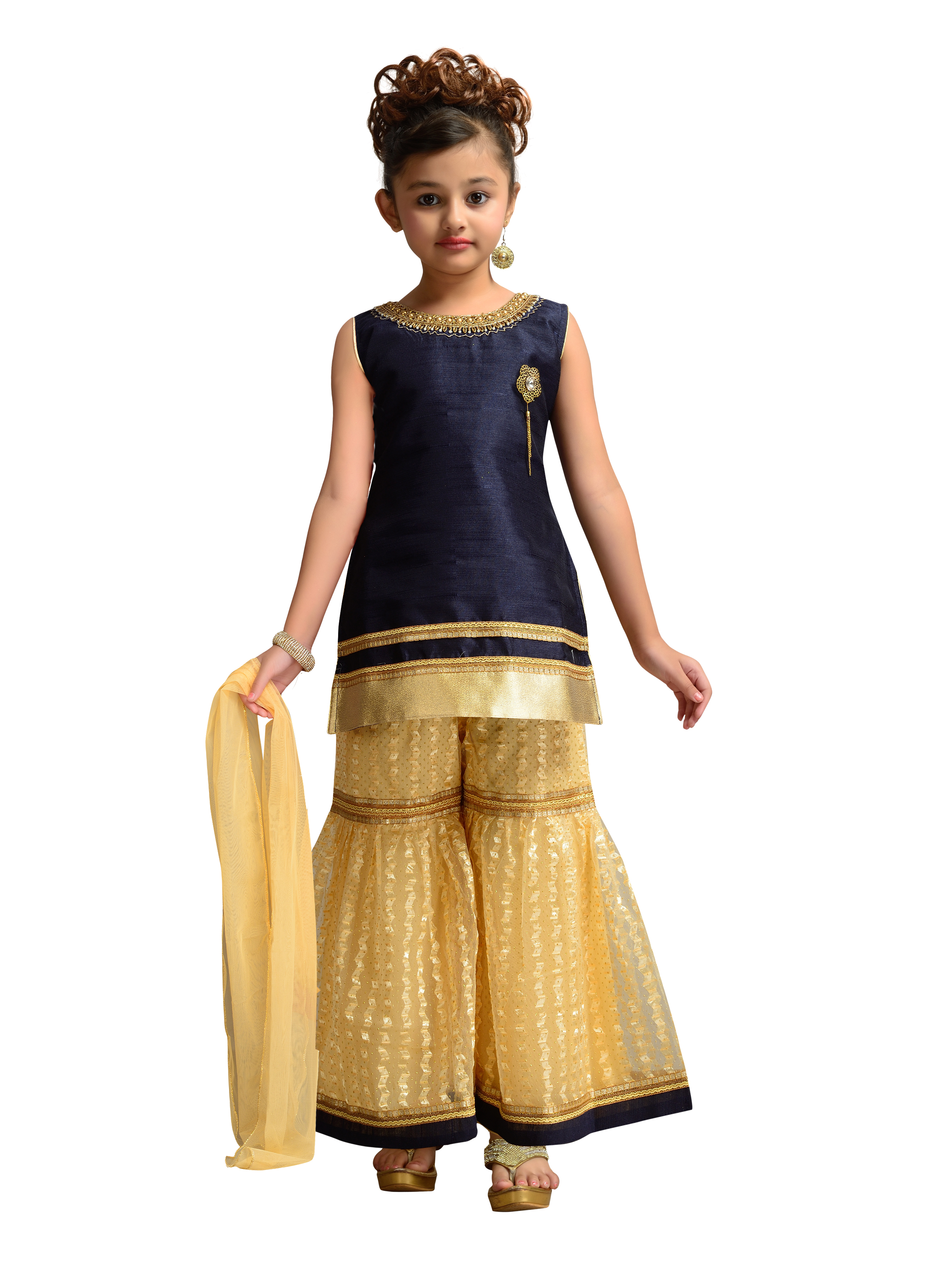 1e3d8c0c1e8f1 Girls Clothing - Buy Latest Girls Clothes Online at Low Prices