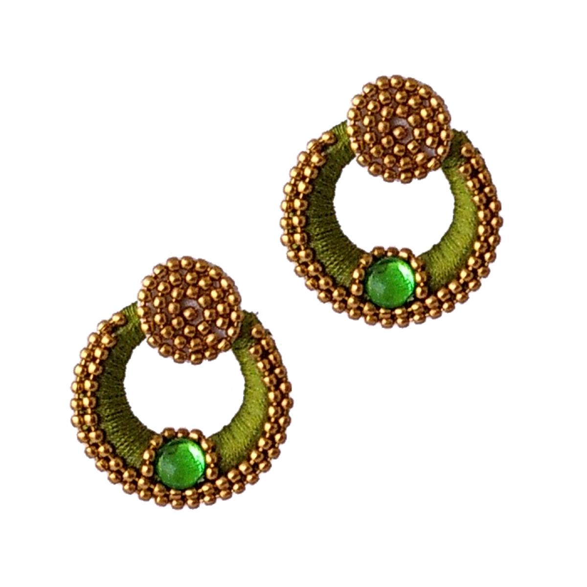 393c657cc821c Chandbali – Buy Gold Design Chand Balis Earrings & Jewellery Online