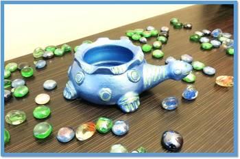 Lucky Charm - Blue
