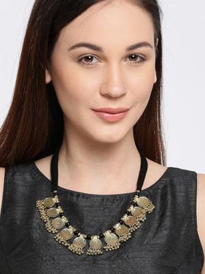 Infuzze Gold-Toned Necklace