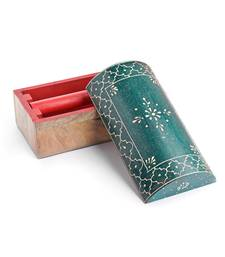 Traditional Hand Painted Indian Jewellery & Bangle Storage Box