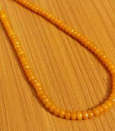 Yellow Onyx Necklaces