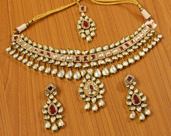 Red Ruby       Necklace Sets