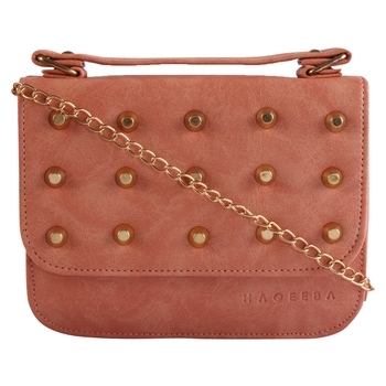 Women Casual Peeche leatherette Sling Bag