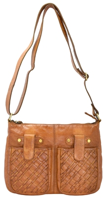 Annodyne Stylish  Brown color Women's Sling Bag