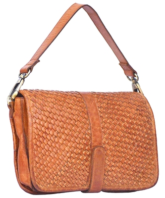 Annodyne Stylish  Brown color Women's Handbag cum wallets