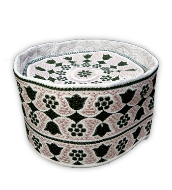Authentic Islamic Barkati Topi