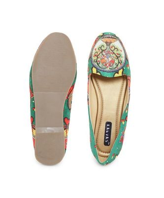 multicolor solid synthetic ballerinas womens footwear