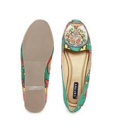 multicolor solid synthetic ballerinas womens footwear