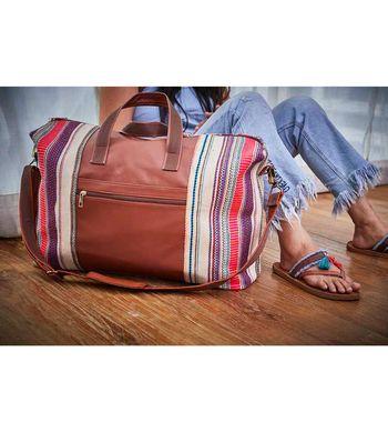 Lively Weekender Duffle Bag