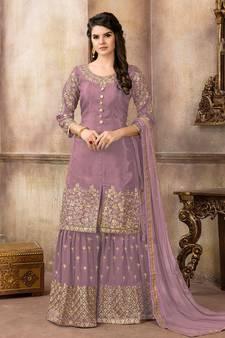 707769a50d Sharara Suits Online   Buy Designer Sharara Salwar Suit for Wedding ...