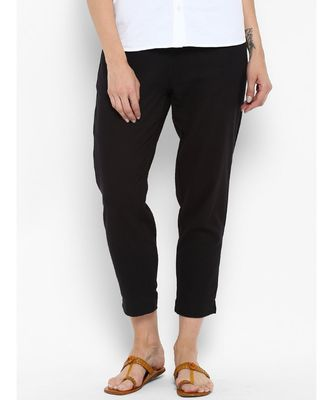 Black Cigratte Pants