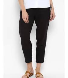 Black Cigratte Pants