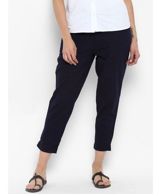 Blue Cigratte Pants