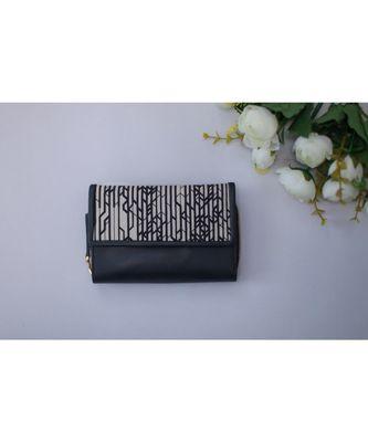 Black tribe wallet