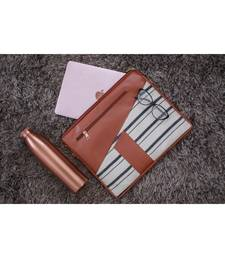 Pencil stripe laptop sleeve