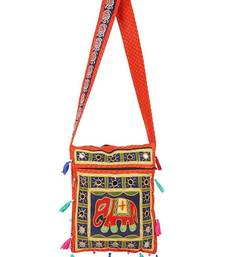 Rajasthani Embroiedery Jhola Bag