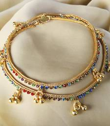 82c2fbd6a Anklet Designs - Buy Indian Payal   Anklets Online for Girls