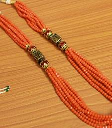 Orange Swarovski Crystal Necklaces