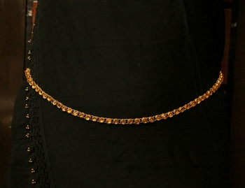 Yellow Zircon       Waist-Belt