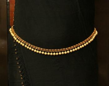 White Zircon       Waist-Belt