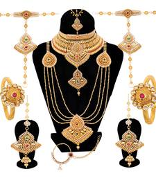 a48a36c46438b Buy Bridal Jewellery Online | Indian Wedding Jewellery Sets Online ...