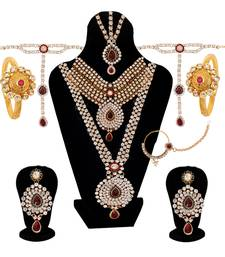 fdcf31f6c4 Buy Bridal Jewellery Online | Indian Wedding Jewellery Sets Online ...