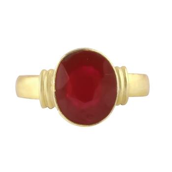Red ruby rings