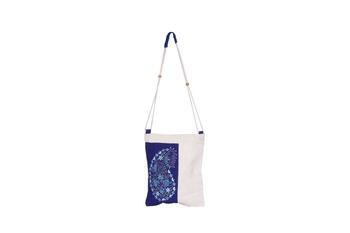 Blue Jute sling-bags
