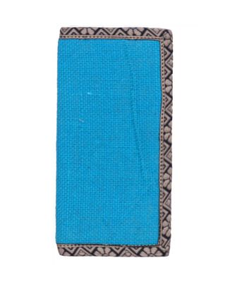 Blue Jute clutches