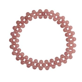 Pink Jade Bracelets