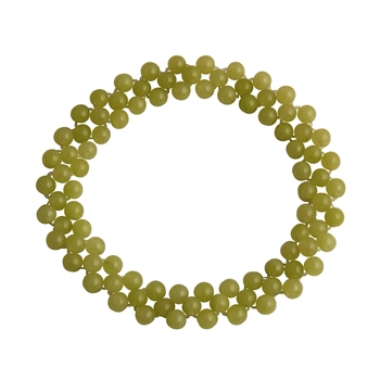 Yellow Jade Bracelets