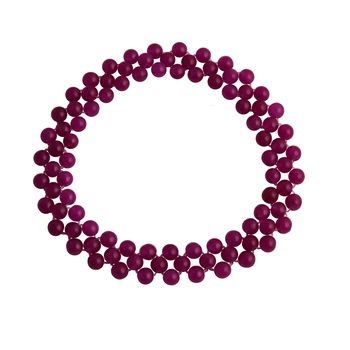 Purple Jade Bracelets