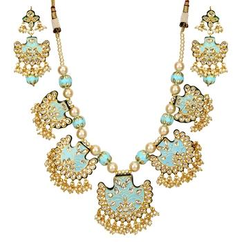 Turquoise Onex Necklace Sets