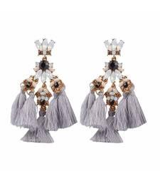 Zahara Tassel Drop Earrings