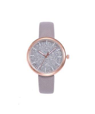 Grey Glittery Watch