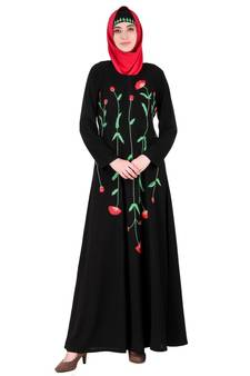 3fe28317c9e6 Designer Abaya Online | Readymade Lycra Abaya Fashion Collection